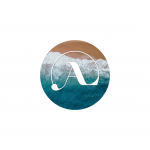 Um logotipo pé na areia: como Guideline e a corretora Andréa Lenz trouxeram a cadência das ondas do mar para o concreto mundo imobiliário