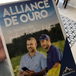 Revista Alliance Ouro